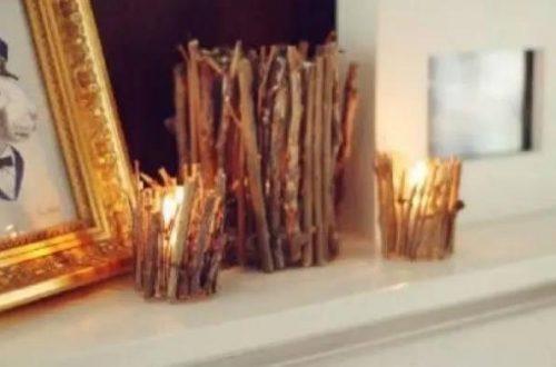 17 home DIY ideas, the highest level of waste utilization!