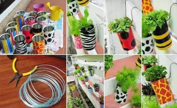 17 home DIY ideas, the highest level of waste utilization!
