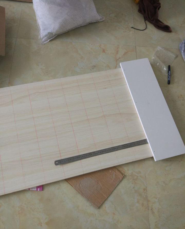 DIY storage hole plate making #wooden