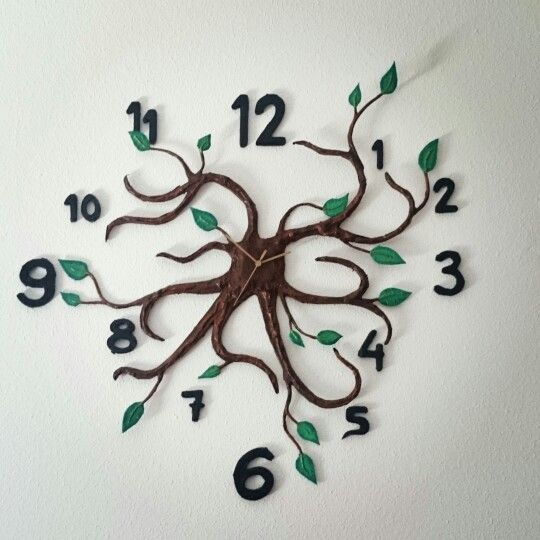 19 Clock Decoration Ideas For Home Decor