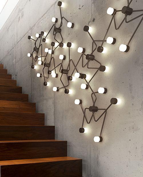 40 Beautiful Lighting Design | #Lighting #Design #room #art
