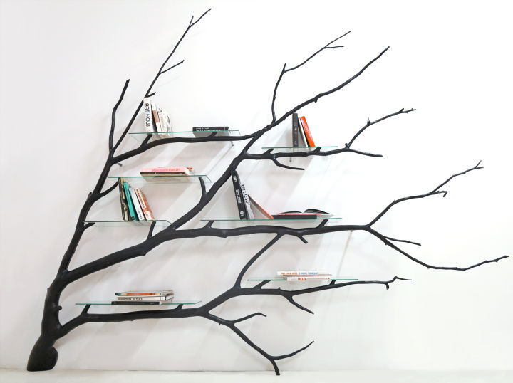 40 Fascinating bookshelf ideas for book enthusiasts
