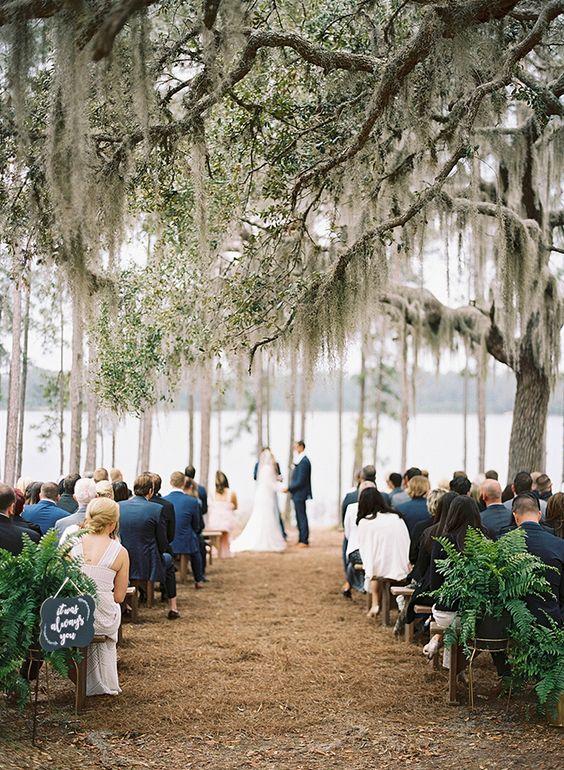 60+ Outdoor Wedding Ideas That Will Make Your Wedding ...