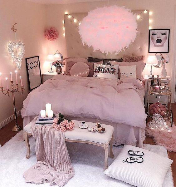 19 Lavish Bedroom Designs That You Shouldn T Miss: 45 Cozy Teen Girl Bedroom Design Trends For 2019