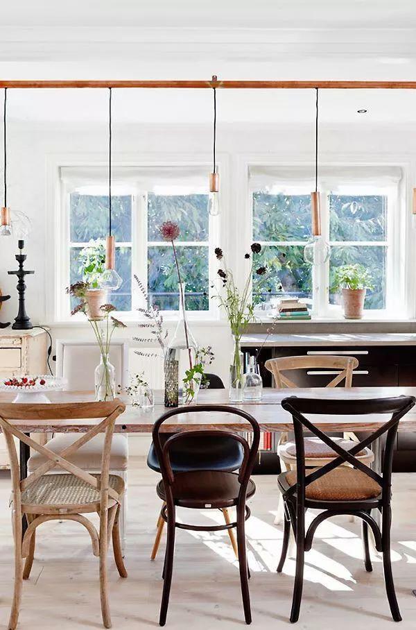 44 Elegant Dining Room Lighting Ideas