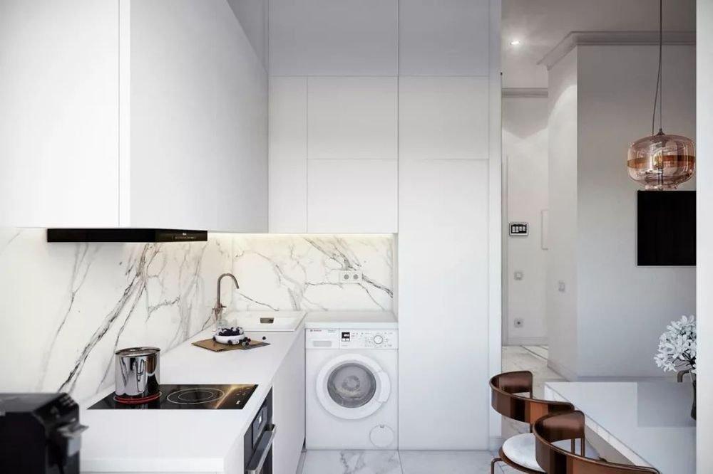 Different styles of L-shaped kitchen #kitchen # lshapedkitchen