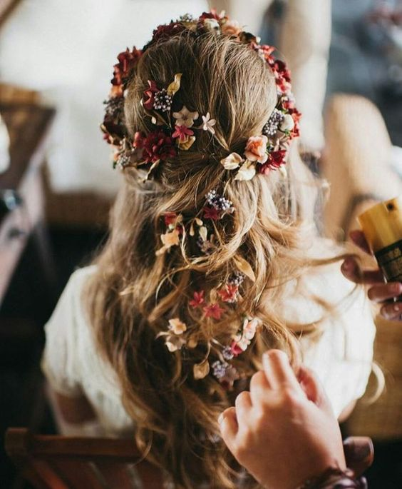 Stunning Wedding Hairstyles For The Elegant Bride - Page 15 Of 50 - Soopush - Hair Beauty
