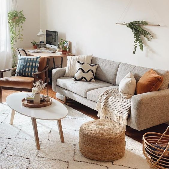 38 Small Yet Super Cozy Living Room Designs: 50+ Modern Sofa Ideas For Your Living Room
