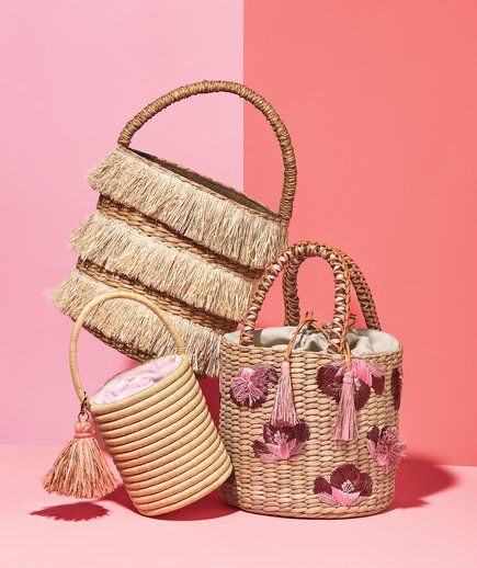 Fashionable Accessories Start from Summer bags, summer bags