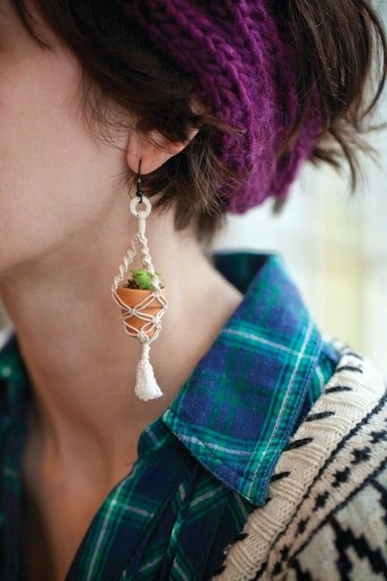 35 cute and interesting earrings you