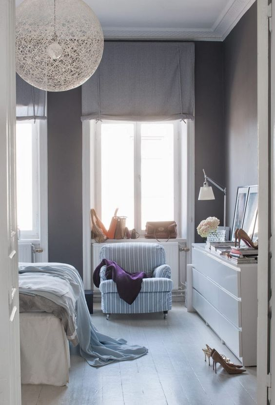 41 Grey Elements for Home Give You Peaceful Feelings home design, , interior design, grey design, kitchen design, living room