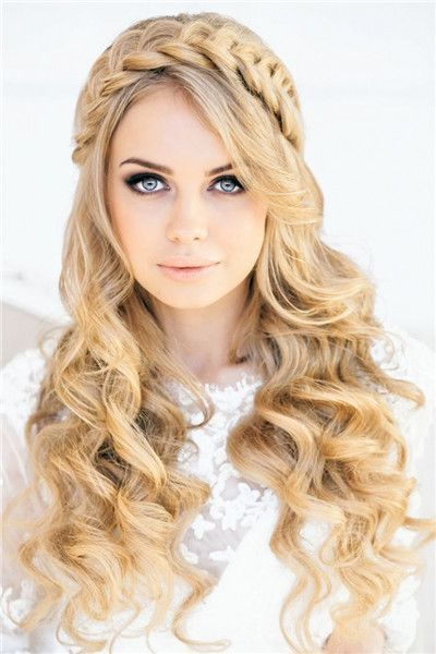 35 easy hairstyles for spring break easy hairstyles,nice hairstyle,cute hairstyle.