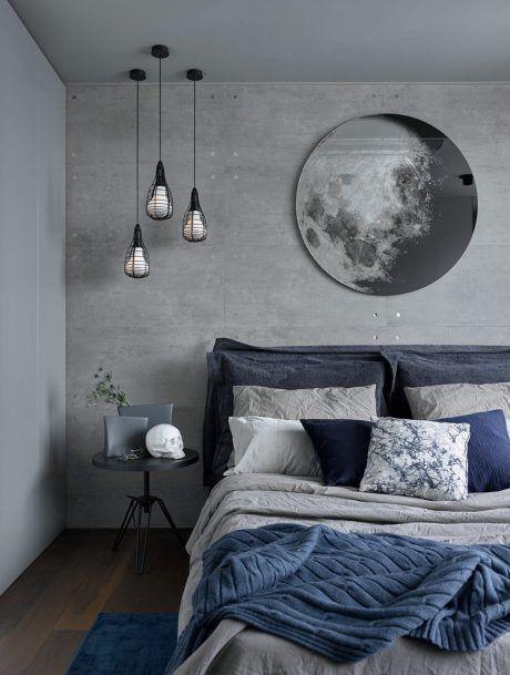 41 Grey Elements for Home Give You Peaceful Feelings home design, , interior design, grey design, kitchen design, living room