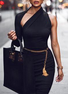 40 Black Dress Saw 100 Years of Women