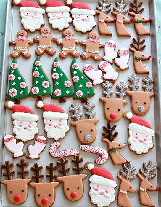 All kinds of Christmas desserts that fill you with happiness Delicious and good-looking Christmas dessert,easy Christmas desserts, Christmas party desserts